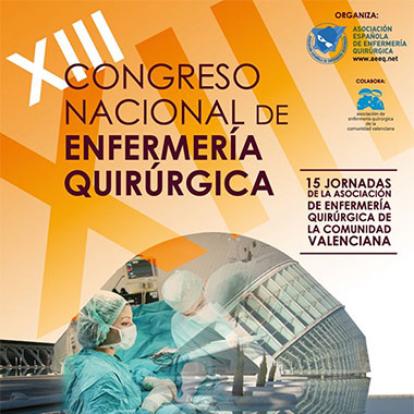 XIII Congreso Nacional Enfermería Quirúrgica